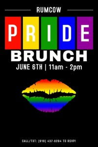 RUMCOW Pride Brunch